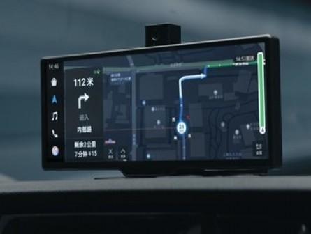 盯盯拍联合华为打造的车载智慧屏来了