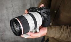 佳能RF70-200mm F2.8评测