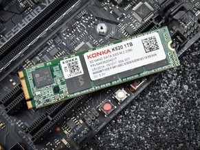 后来者居上!康佳K520固态硬盘评测