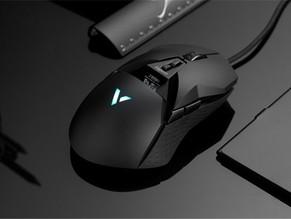 黑科技 玩无线 雷柏VT950Q双模电竞游戏鼠标上市