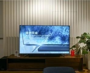 """索尼回音壁+电视""""浑然天成""""新品体验会图赏"""