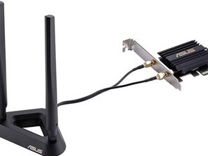 华硕Wi-Fi 6E PCIe网卡帮你升级
