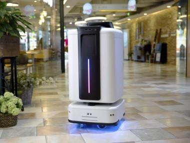 九号机器人AI产品发布会即将开幕