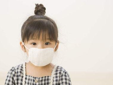 给小孩用什么口罩防雾霾?