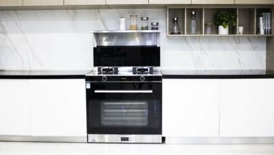 厨电智能新形态 北斗星C2物联网集成灶体验