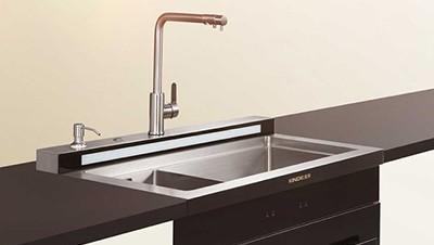 金帝S900C2集成水槽内藏多少黑科技?