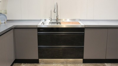 以一抵十的厨电利器 森歌S1集成水槽体验