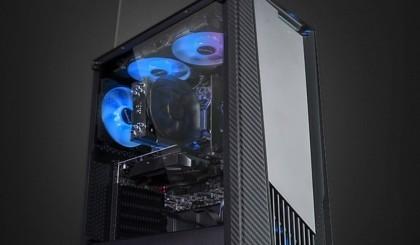 攀升电脑开启双.11预售 炫酷主机在线发车