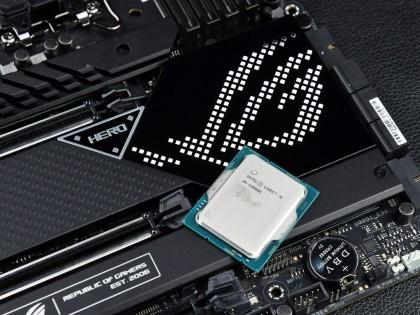 DDR5/PCIe 5.0全都有 华硕ROG MAXIMUS Z690 HERO主板图赏