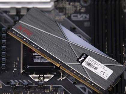 威刚 XPG 龙耀 D50 3600评测 超频至5000MHz