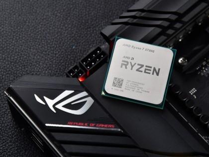 AMD锐龙5000G处理器首测 力压11代酷睿i7