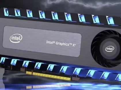 Intel显卡 预估售价650/825美元