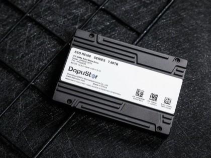 大普微嵘神R5100企业级U.2 SSD评测