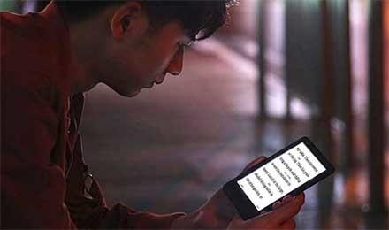 个人随身图书馆 一张图看懂Kindle青春版