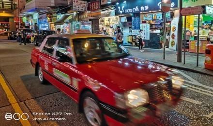 vivo X27 Pro行摄香港 纪录城市夜晚的人间百态