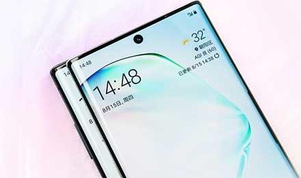 真机皇降临 三星Galaxy Note10 10+图赏