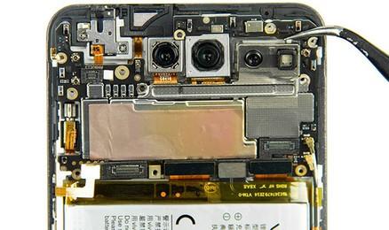 双屏手机内部配件怎么摆? vivo NEX双屏版拆解