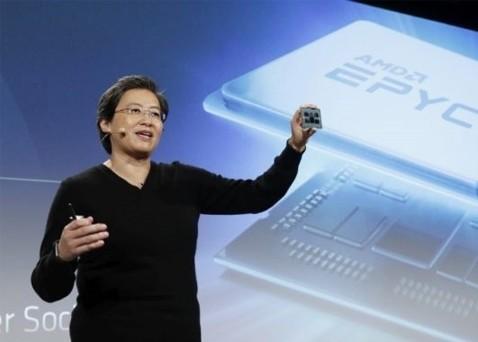 首款7nm来了 AMD EPYC年中上市