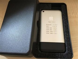 科技早报:史上最罕见初代iPhone原型机拍卖