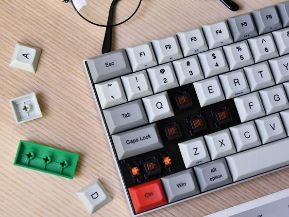 比87键还小的键盘能用吗?75%配列是什么体验