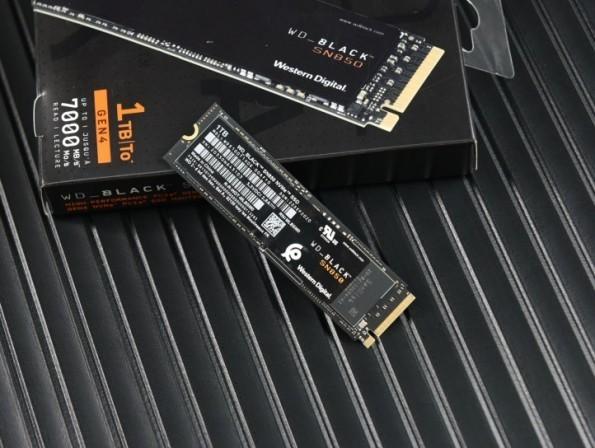 WD_BLACK SN850 SSD评测脾:性能甲天下