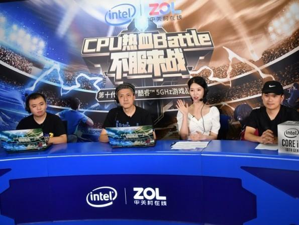 CPU热血Battle最后一战 这才是真生的游戏之芯