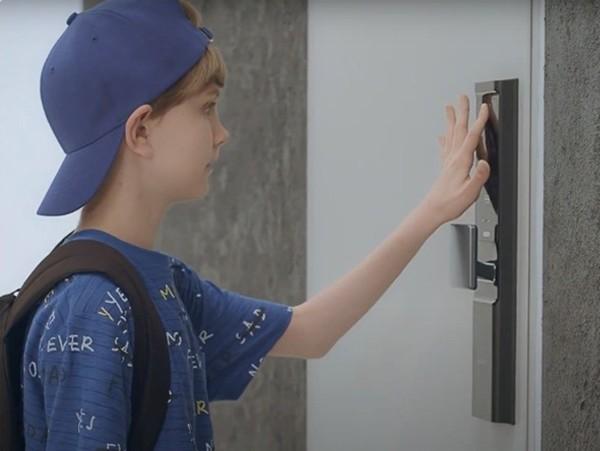 物联网加持,三星智能锁DR700系列重新定义开门方式