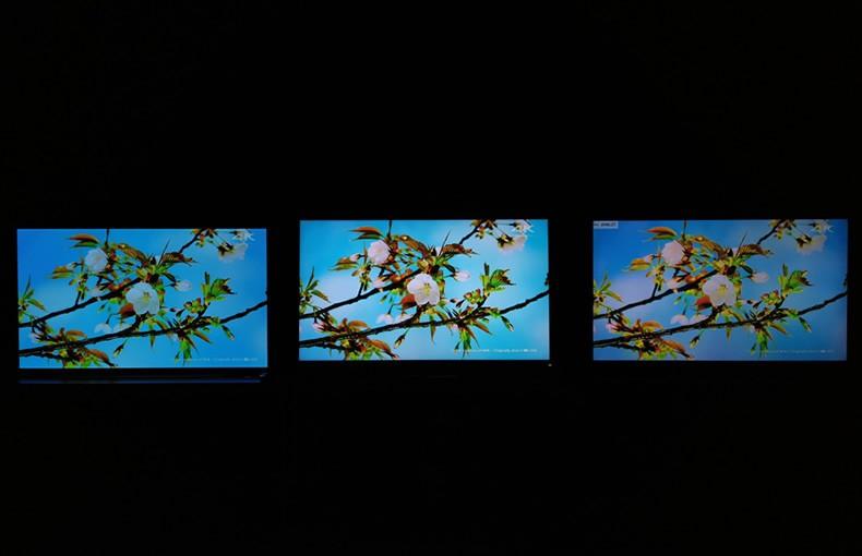 高画质电视预告 除了8K还有叠屏显示值得期待
