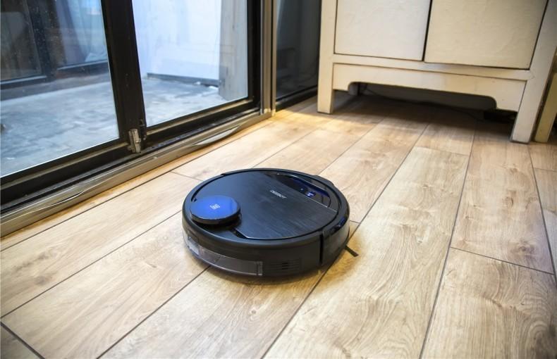 科沃斯机器人旗舰新品DG70扫地机器人评测