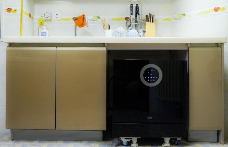 更适合中国家庭 华帝嵌入式洗碗机评测